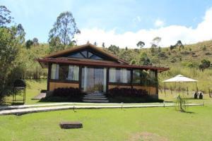 Pousada Solar dos Vieiras, Гостевые дома  Juiz de Fora - big - 46