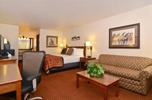 Best Western Grande River Inn & Suites, Отели  Grand Junction - big - 9