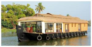 Lavender Luxury Houseboat