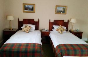 Best Western Cartland Bridge Hotel, Hotels  Lanark - big - 10