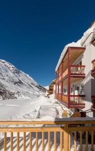 Chalet Montana - Apartment - Obergurgl-Hochgurgl