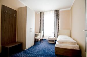 Hotel Rappensberger, Hotely  Ingolstadt - big - 10