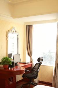 Bluesky Hotel, Hotels  Guangzhou - big - 28