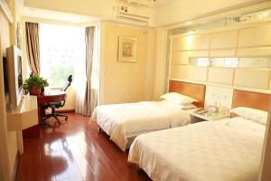 Bluesky Hotel, Hotels  Guangzhou - big - 27