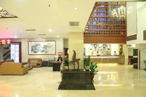Bluesky Hotel, Hotels  Guangzhou - big - 21