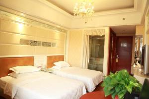 Bluesky Hotel, Hotels  Guangzhou - big - 26