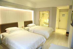 Bluesky Hotel, Hotels  Guangzhou - big - 4