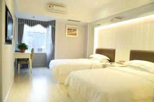Bluesky Hotel, Hotels  Guangzhou - big - 5