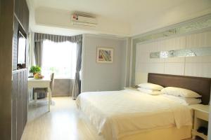Bluesky Hotel, Hotels  Guangzhou - big - 19