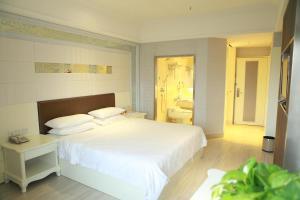 Bluesky Hotel, Hotels  Guangzhou - big - 8