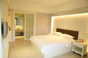 Bluesky Hotel, Hotels  Guangzhou - big - 18