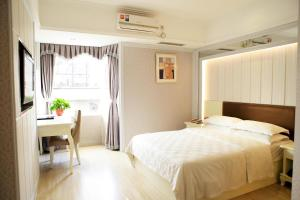 Bluesky Hotel, Hotels  Guangzhou - big - 29