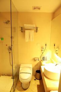 Bluesky Hotel, Hotels  Guangzhou - big - 14