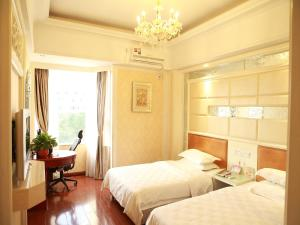 Bluesky Hotel, Hotels  Guangzhou - big - 12
