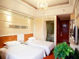 Bluesky Hotel, Hotels  Guangzhou - big - 11