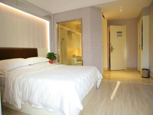 Bluesky Hotel, Hotels  Guangzhou - big - 20