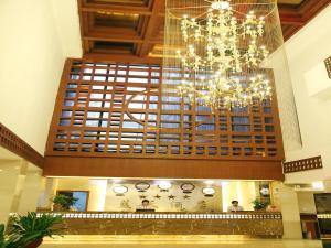 Bluesky Hotel, Hotels  Guangzhou - big - 22
