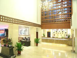 Bluesky Hotel, Hotels  Guangzhou - big - 23