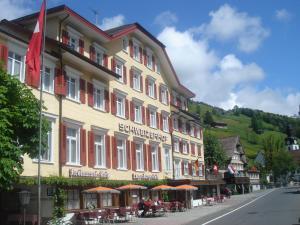 Hotel Schweizerhof - Alt Sankt Johann
