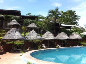 Madera Labrada Lodge Ecologico