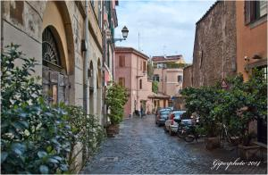 Trastevere Cedro Apartment
