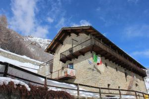Ostello La Batise - Accommodation - Bionaz