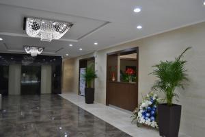 Marat Park Hotel, Hotely  Haspra - big - 17