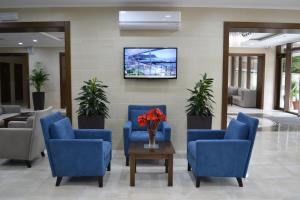 Marat Park Hotel, Hotely  Haspra - big - 28