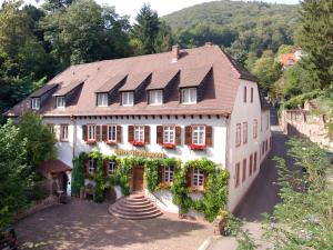 戴赫斯加斯海德堡酒店 (Die Hirschgasse Heidelberg)