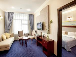 Отель Монолит Плаза - фото 12