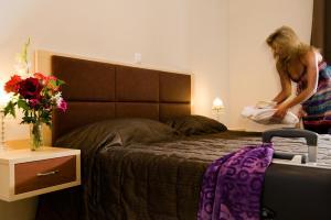 Axos, Hotely  Platanes - big - 11