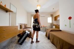 Axos, Hotely  Platanes - big - 17