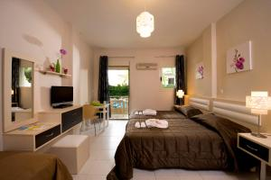 Axos, Hotely  Platanes - big - 8