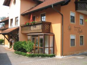 Appartementhaus Sibylle