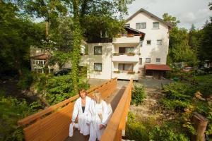 Solehotel Winterberg, Отели  Бад-Гарцбург - big - 23