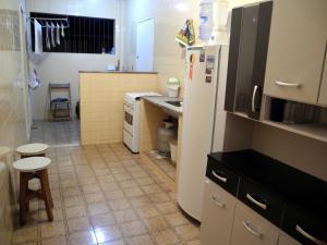 Blue Marlin Apartment, Apartments  Guarapari - big - 22