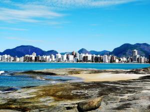 Blue Marlin Apartment, Apartments  Guarapari - big - 19