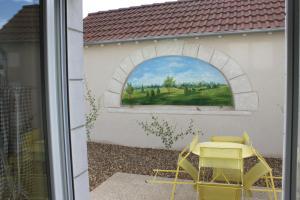 Gîte Lady Adra, Nyaralók  Saint-Aignan - big - 40