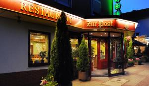 Hotel Restaurant Zur Post Lohfelden