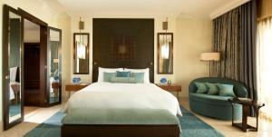 Rohové apartmá s 1 ložnicí