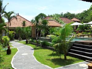Medori Putih Homestay, Проживание в семье  Улувату - big - 89