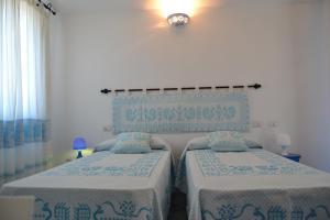 Camera Matrimoniale/Doppia con Letti Singoli con Vista Mare