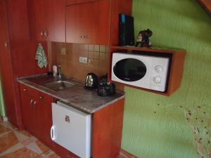 Nefelejcs Apartman, Apartmány  Gyula - big - 11