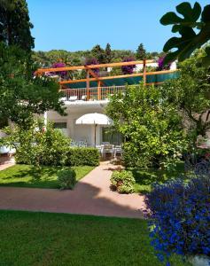 Hotel Villa Brunella, Hotels  Capri - big - 37