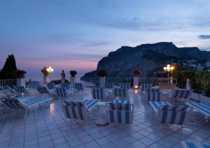 Hotel Villa Brunella, Hotels  Capri - big - 31