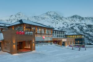 Sporthotel Edelweiss - Accommodation - Obertauern