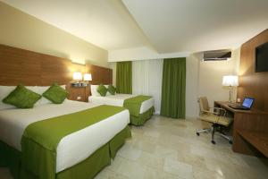 Wyndham Garden Panama Centro, Отели  Панама - big - 8