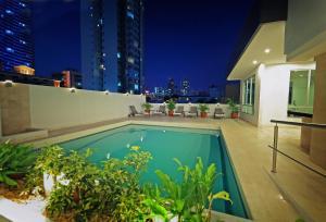 Wyndham Garden Panama Centro, Отели  Панама - big - 18