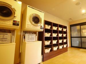 Hotel Route-Inn Mikawa Inter, Gazdaságos szállodák  Hakuszan - big - 28