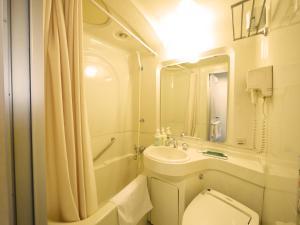 Hotel Route-Inn Mikawa Inter, Gazdaságos szállodák  Hakuszan - big - 13